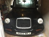 London Taxi TX2 manual , LTI/ LTC/ Black cab for sale