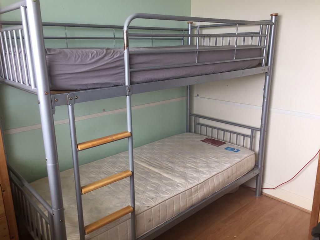 Metal Bunk Bed Frame In Kingswood Bristol Gumtree