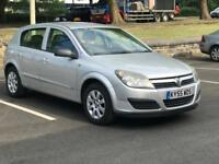 2005 VAUXHALL ASTRA* 1.6 * 5 DOOR * PETROL *ALLOYS * SERV/HISTORY *PX * DELIVERY