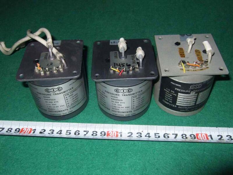 1pcs  Cic Airspeed Pressure Transmitter 02455