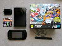 Nintendo Wii U - 32gb, black