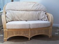 Conservatory Furniture (Settee & 2 Chairs)