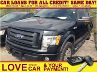 2010 Ford F-150 FX4 * 4WD * PWR SEATS * 6PASS