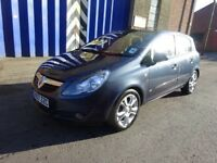 VAUXHALL CORSA 1.2 PETROL, LONG MOT, 2 REMOTE KEYS, 1 OWNER CAR, DRIVE SPOT ON, LOW INSURANCE