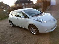 Nissan Leaf 5 Door Automatic - Battery Owned