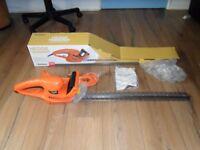 """VonHaus 550W Electric Hedge Trimmer / Cutter + 24"""""""