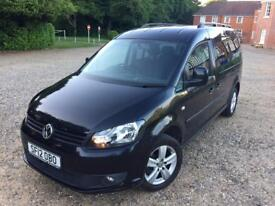 VW Caddy Maxi Life TDI