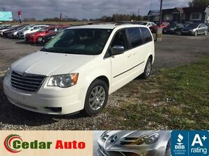 2009 Chrysler Town & Country Touring with Leather
