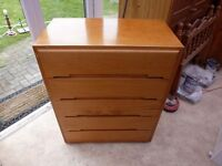 RETRO DRAWERS - HOCKLEY ESSEX - RELISTED DUE TO TIMEWASTER