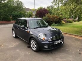 Mini Hatchback One 1.6 Petrol (pepper pack)