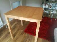 Free table and desk