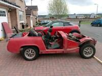 MG Midget (Unfinished project)