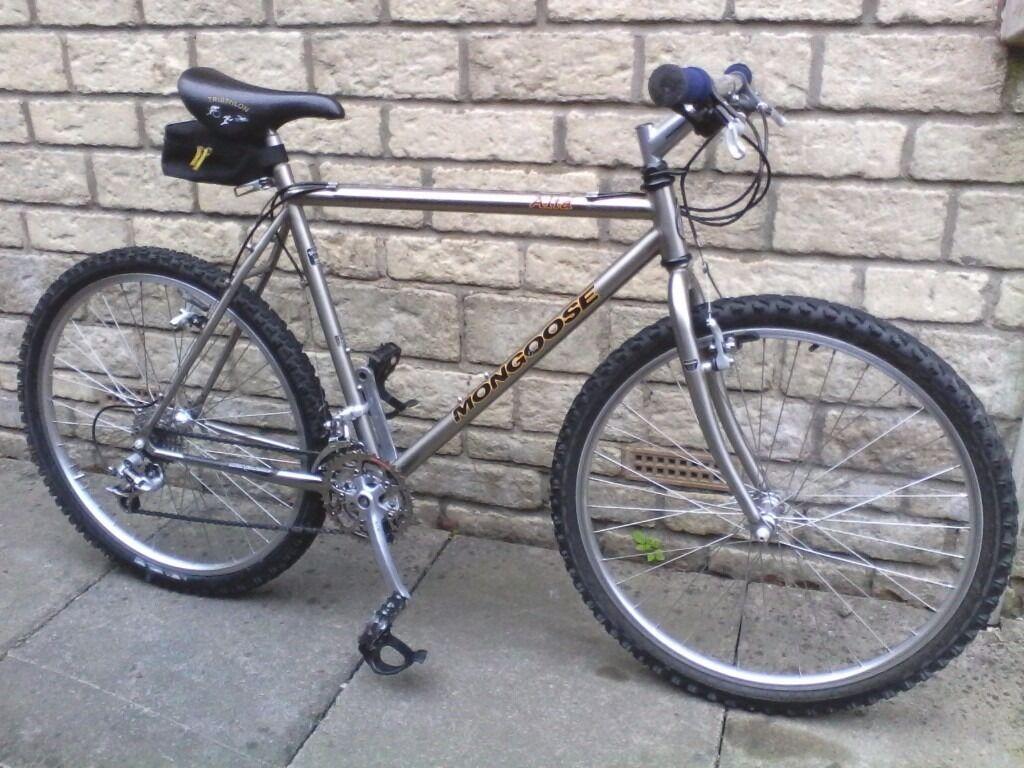 Mongoose Alta Mountain Bike Bicycle In Alwoodley