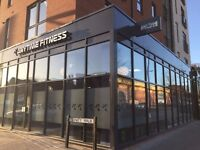 Free gym membership and valuable work experience in gym promotions