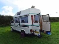 1991 TALBOT EXPRESS AVALON PETROL CAMPERVAN MOTORHOME WITH POWER STEERING
