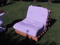 Single futon bed/chair