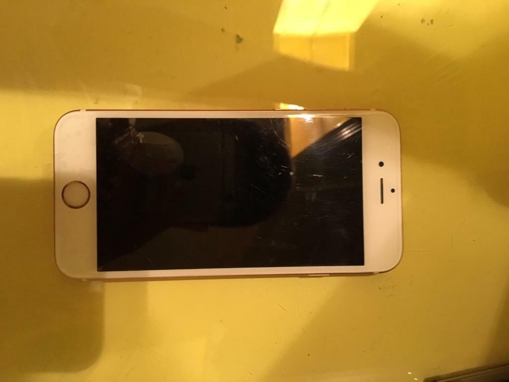 iPhone 6s 16gb unlocked rose gold brand new condition
