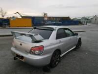Subaru wrx 2.5 swap px