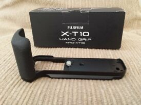 Fujifilm MHG-XT10 Metal Hand Grip for X-T10 and X-T20