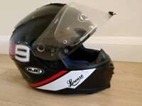 Lorenzo Motorbike Helmet M