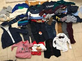 12-18 months clothes bundle