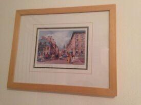 Inge claussen la rue St. Paul Montreal picture for sale