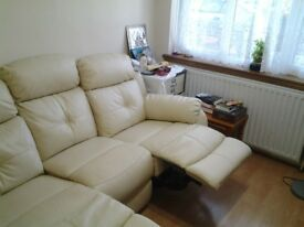 3 seater sofa recline