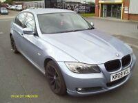 BMW 318d SE AUTO FACE LIFT LCI 2009 SPARES REPAIRS CHEAP