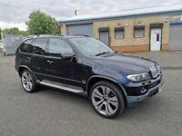 Automatic BMW X5 Sport D 3ltr Diesel with MOT feb 2022