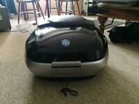 Piaggio X10 top box large - Genuine original Equipment - with mounting bracket