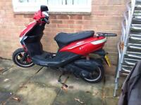 Lexmoto fm 50cc scooter