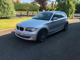 BMW 120D SE High Spec