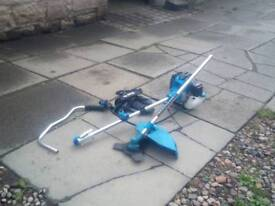 SOLD SGS 52cc 2in1 strimmer