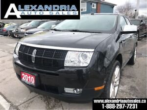 2010 Lincoln MKX NAVI/147km/panoramic roof/leather