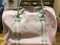 Pink Holdall