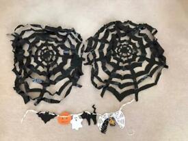 Hand made haloween decoration