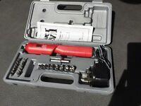 Power devil cordless screwdriver