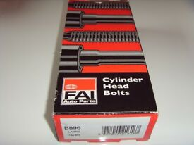 FAI AutoParts Cylinder Head Bolt Kit Part Number: B896