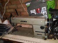 Juki ddl - 5550 industrial sewing machine