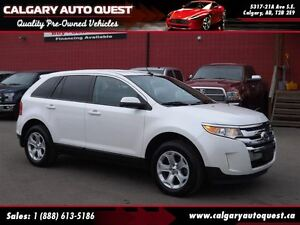 2013 Ford Edge SEL AWD/NAVIGATION/B.CAM/LEATHER