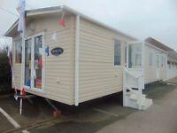 Open Plan DG/CH Family Caravan on North Wales Beachside Location !!