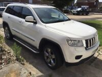 AUTOMATIC Jeep Grand Cherokee overland CRD. 3.0L