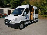 Mercedes sprinter campervan save £1000 now £11495