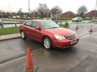 chrysler sebring 2.0 limited , px to clear, ideal cheap run around, low mileage