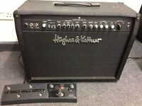 Hughes & Kettner Switchblade 100 + FSM 432 MK III switch