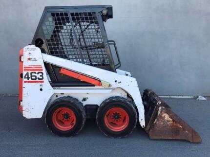 Bobcat 463 Skid Steer Loader Mansfield Park Port Adelaide Area Preview
