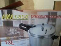 13L pressure cooker