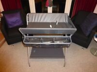 Foldable Valco changing table