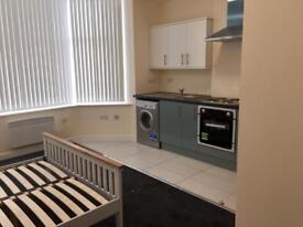 Brand New One Bed Studio Apartment Fully loaded