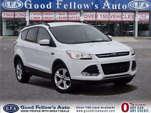 2014 Ford Escape SE MODEL, LEATHER, NAV, 1.6 ECOBOOST